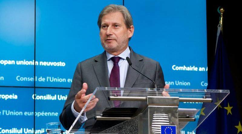"""Hahn: Nëse i themi """"JO"""" Shqipërisë dhe Maqedonisë do kemi këto pasoja"""