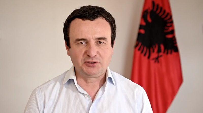 """Albin Kurti: """"Tash është KOHA"""", votoni Ziadin Selën"""