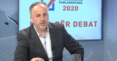 """Azizi: """"BDI fajtori numër një për instalimin e diktaturës dhe ngritjen e diktatorit Nikolla Gruevski"""""""