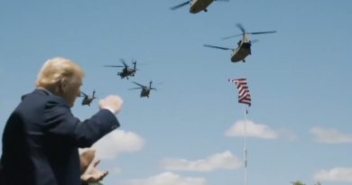 Një spot spektakolar elektoral/ Trump: Parësore, që Qeveria të jetë e kontrolluar nga qytetarët