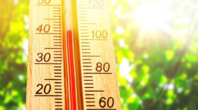 Mot me diell dhe i nxehtë, temperatura deri në 38 gradë Celsius